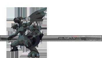 Pokemon Zekromfan